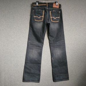 Guess Desmond Relaxed Fit Jeans Mens 30 L33